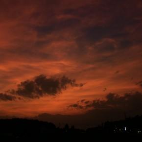 夕焼けの日々
