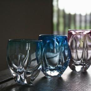 杉山洋二さんの色のガラス